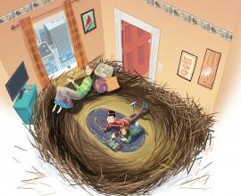 Apartment nesting